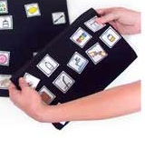 Fabric Picture Storage Envelope Inserts (£5.00 +VAT)