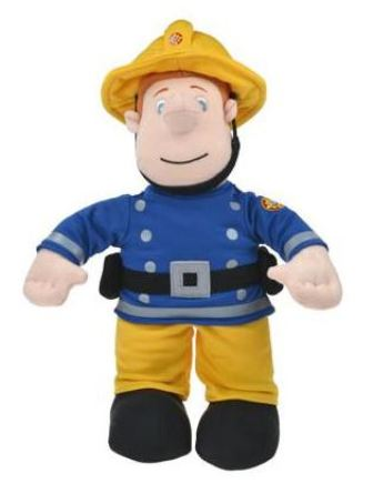 Switch-adapted Toy: Fireman Sam