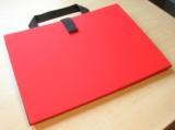 Bifold Communication Folder A4+ Red from Ability World