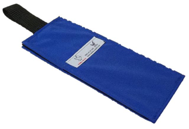 Portable Fabric Schedule - Royal Blue