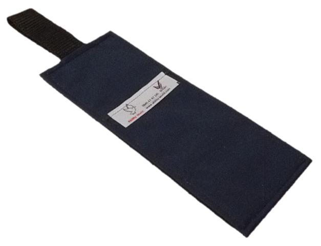 Portable Fabric Schedule - Navy