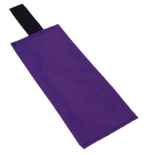 Ability World portable fabric schedule purple