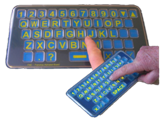 Frenchay Alphabet Board from Ability World