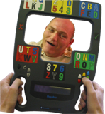 MegaBee communication aid from Ability World