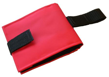 Ability World Portable Communication Book - Red