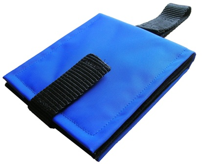 Ability World Portable Communication Book - Royal Blue