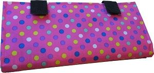 Portable waist communicator pink spots from Ability World