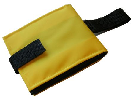 Ability World Portable Communication Book - Yellow