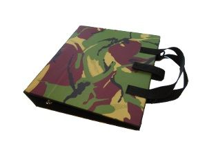 PODD Communicaton Book Binder A4 Jungle Camouflage from Ability World