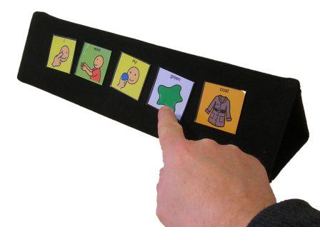 Portable communication / literacy board