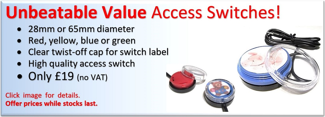 Ability World Access Switches Sale