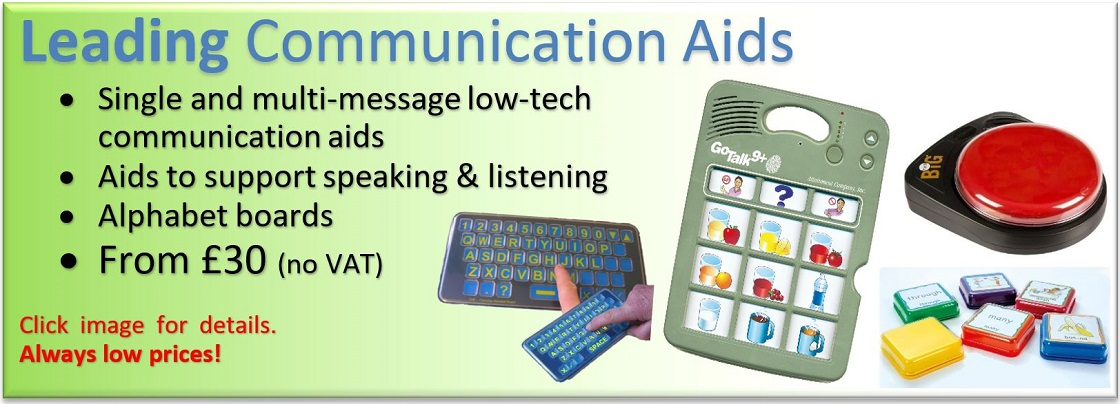 Ability World Communication Aids