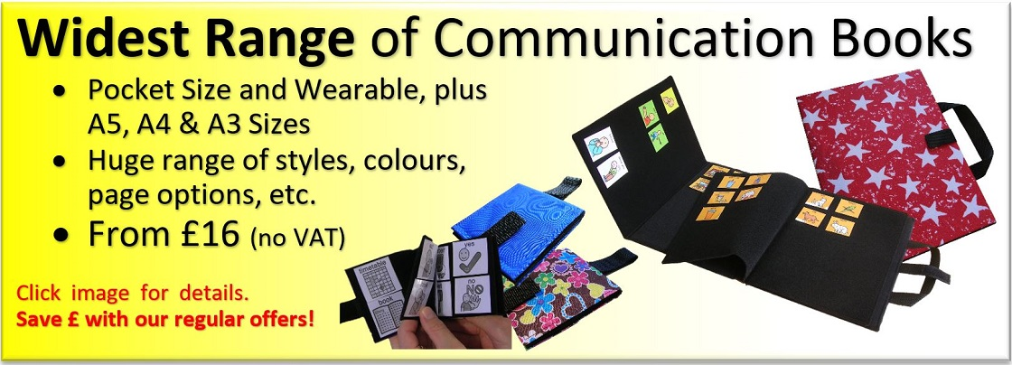 Ability World Communication Books